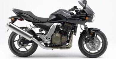 Manual en Español Kawasaki Z750 2004 de Usuario PDF GRATIS