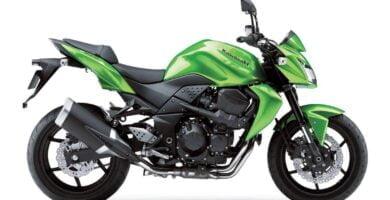 Manual en Español Kawasaki Z750R 2011 de Usuario PDF GRATIS