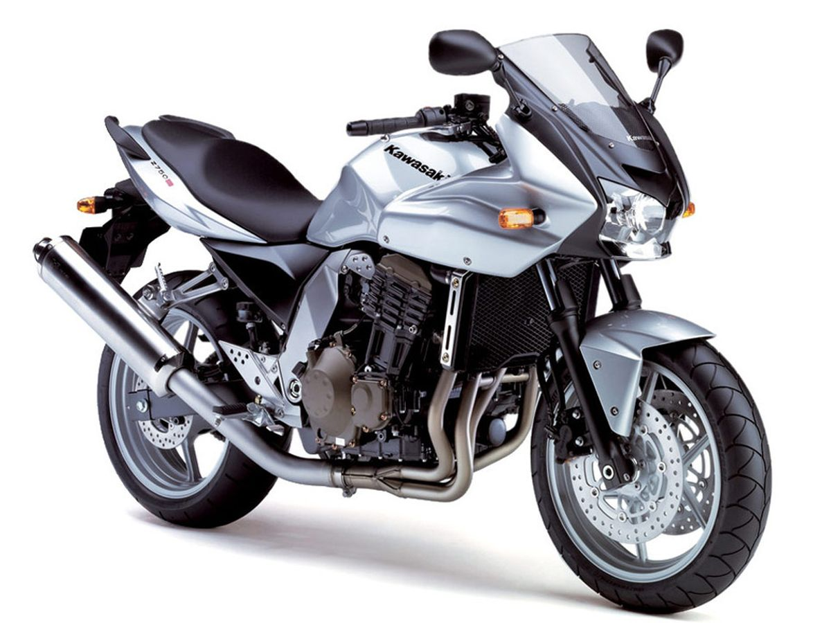 Manual en Español Kawasaki Z750S 2005 de Usuario PDF GRATIS