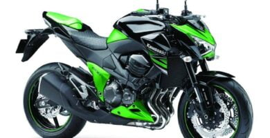 Manual en Español Kawasaki Z800 ABS 2012 de Usuario PDF GRATIS