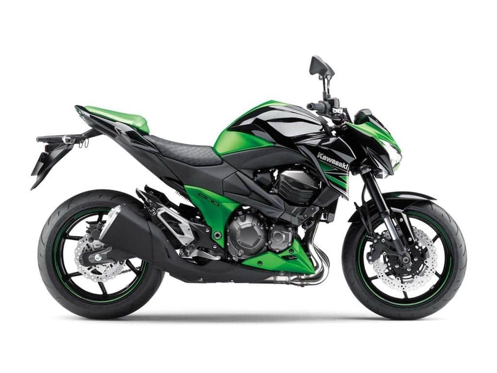 Manual en Español Kawasaki Z800E ABS 2012 de Usuario PDF GRATIS