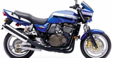 Manual en Español Kawasaki ZRX1200R 2003 de Usuario PDF GRATIS