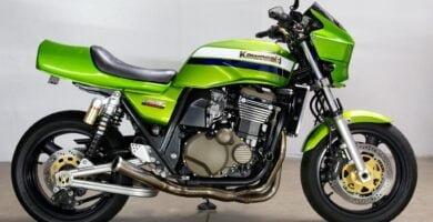 Manual en Español Kawasaki ZRX1200R 2005 de Usuario PDF GRATIS