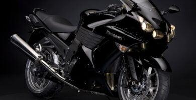Manual en Español Kawasaki ZZR1400 ABS 2009 de Usuario PDF GRATIS