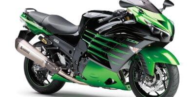 Manual en Español Kawasaki ZZR1400 ABS 2013 de Usuario PDF GRATIS