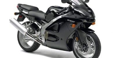 Manual en Español Kawasaki ZZR600 2006 de Usuario PDF GRATIS