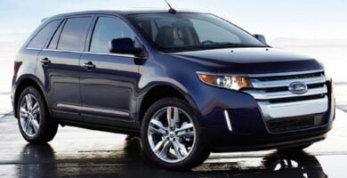 Manual en Español FORD EDGE 2011 de Usuario PDF GRATIS