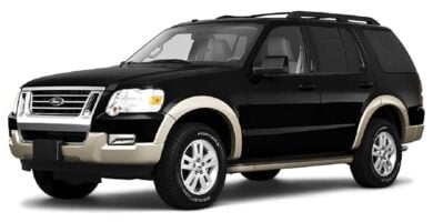 Manual en Español FORD EXPLORER 2010 de Usuario PDF GRATIS