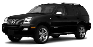 Manual en Español FORD MOUNTAINEER 2010 de Usuario PDF GRATIS