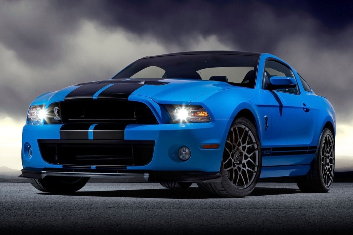 Manual en Español FORD SHELBY 2012 de Usuario PDF GRATIS