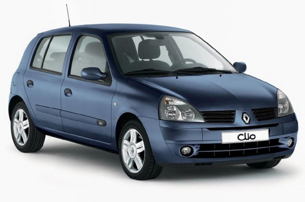 Manual RENAULT CLIO 2006 de Usuario