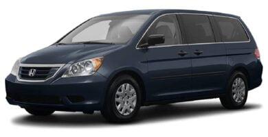 Manual Honda Odyssey 2008 de Usuario