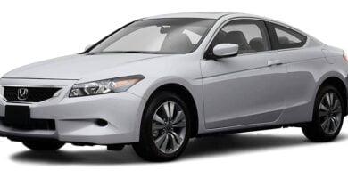 Manual Honda Accord Sedan 2009 de Usuario