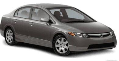 Manual Honda Civic Sedan 2009 de Usuario