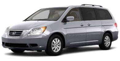 Manual Honda Odyssey 2010 de Usuario