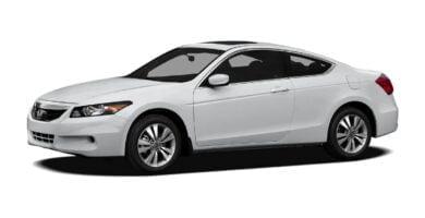 Manual Honda Accord Coupe 2011 de Usuario
