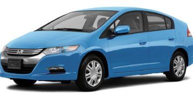 Manual Honda Insight 2011 de Usuario