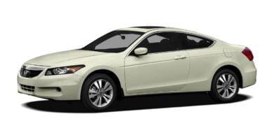Manual Honda Accord Coupe 2012 de Usuario