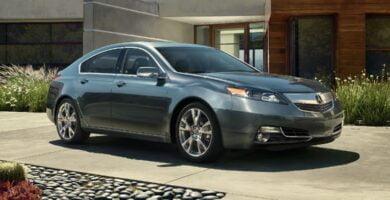 Manual Acura TL 2013 de Usuario
