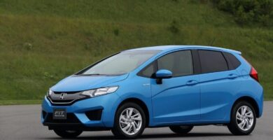 Manual Honda Fit 2014 de Usuario