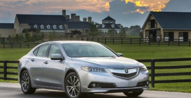 Manual Acura TLX 2016 de Usuario