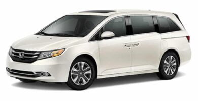 Manual Honda Odyssey 2017 de Usuario