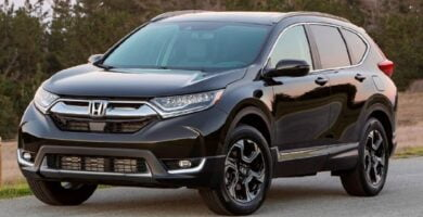 Manual Honda CR-V 2019 de Usuario