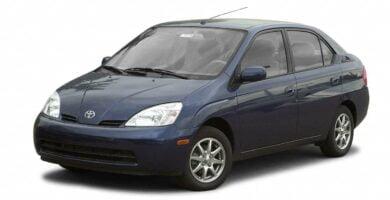 Manual Toyota Prius 2003 de Usuario