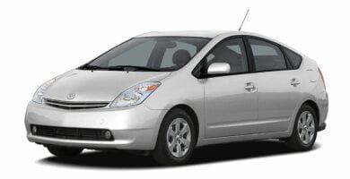 Manual Toyota Prius 2005 de Usuario