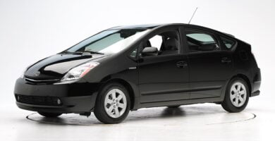 Manual Toyota Prius 2006 de Usuario