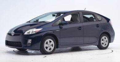 Manual Toyota Prius 2011 de Usuario