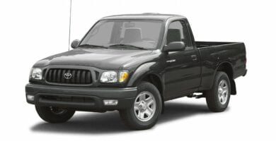Manual Toyota Tacoma 2003 de Usuario