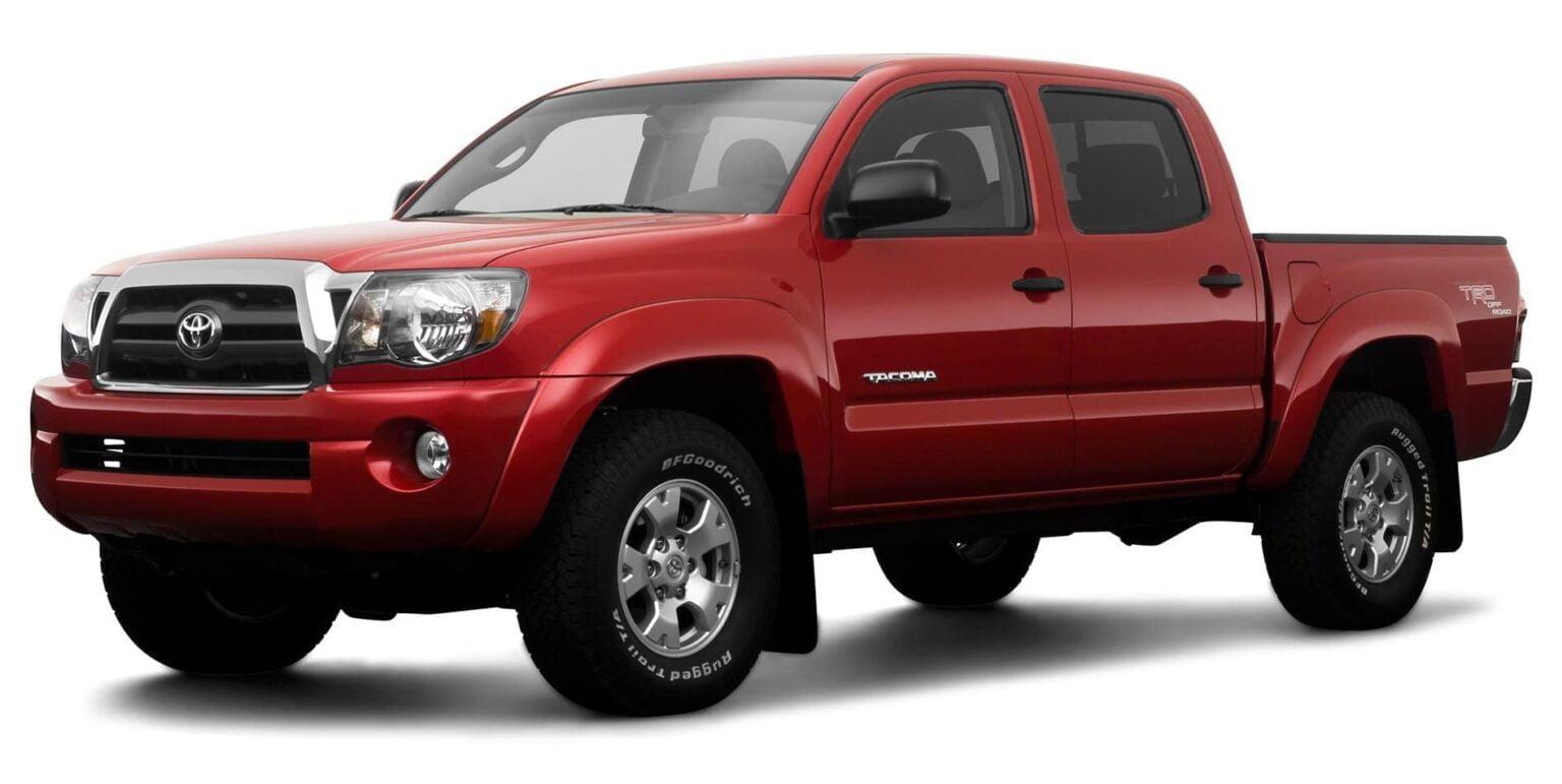 Manual Toyota Tacoma 2009 de Usuario