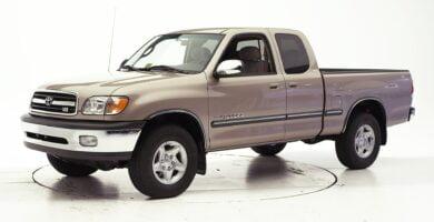Manual Toyota Tundra 2001 de Usuario