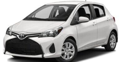 Manual Toyota Yaris 2016 de Usuario