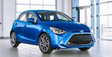 Manual Toyota Yaris 2020 de Usuario
