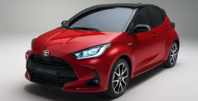 Manual Toyota Yaris Hatchback 2020 de Usuario