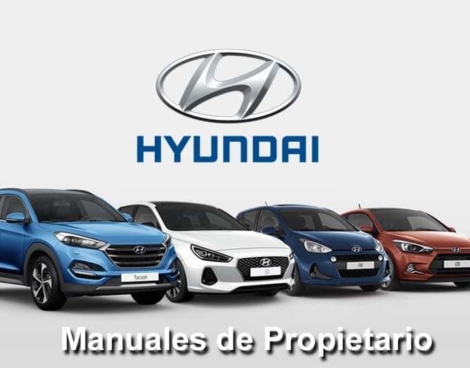 Descarga Manuales de Propietario Hyundai
