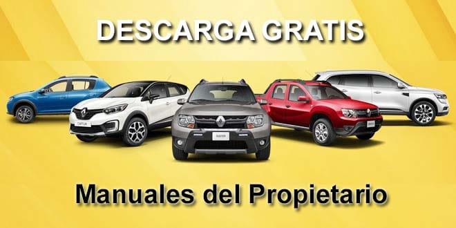 Descarga Gratis Manuales de Usuario Renault
