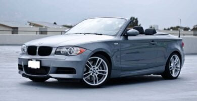 Manual BMW 135i CONVERTIBLE 2009 de Usuario