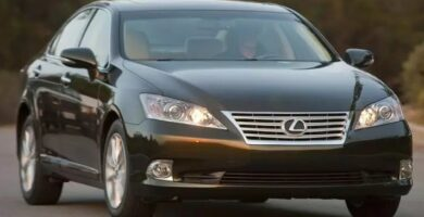 Manual LEXUS ES350 2011