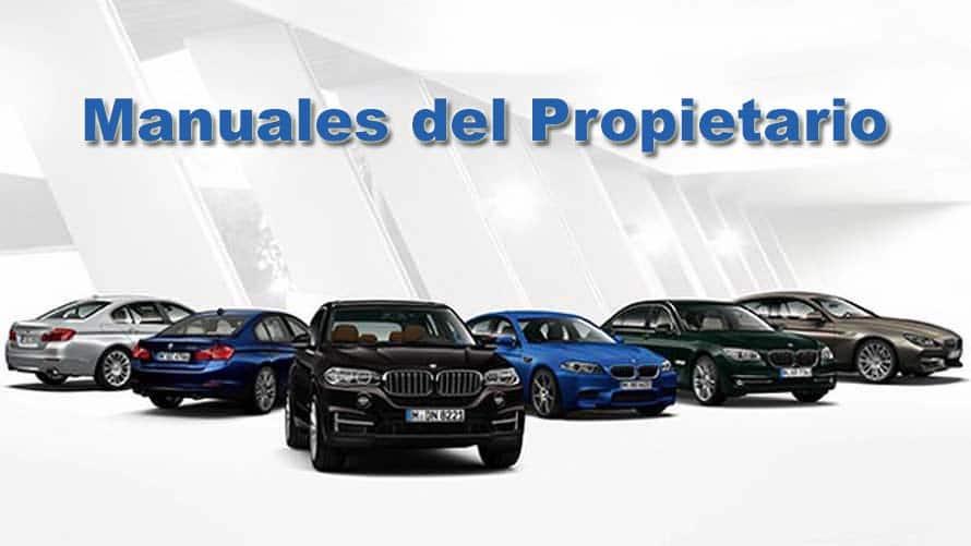 Descarga Manuales del Propietario BMW Gratis