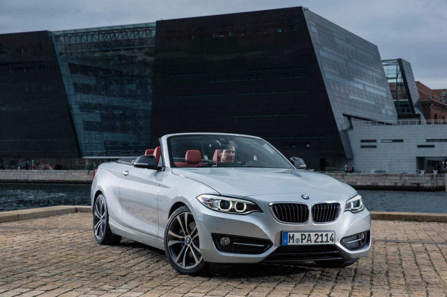 Manual BMW 2 Series Convertible 2015 de Usuario