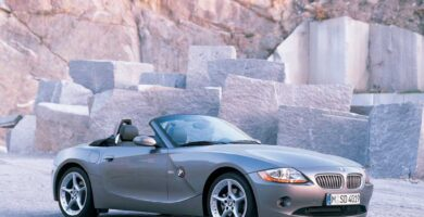 Manual BMW 3.0i Roadster 2003 de Usuario