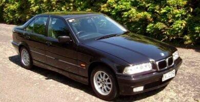 Manual BMW 318i 1998 de Usuario