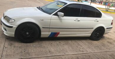 Manual BMW 320i 2004 de Usuario