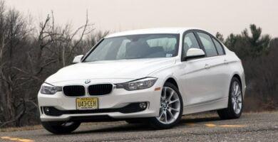 Manual BMW 320i 2014 de Usuario