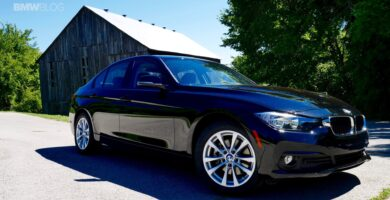 Manual BMW 320i xDrive Sedan 2016 de Usuario