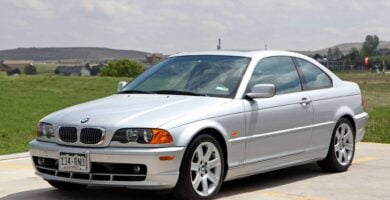 Manual BMW 323Ci 2000 de Usuario