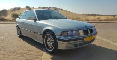 Manual BMW 323i 1998 de Usuario